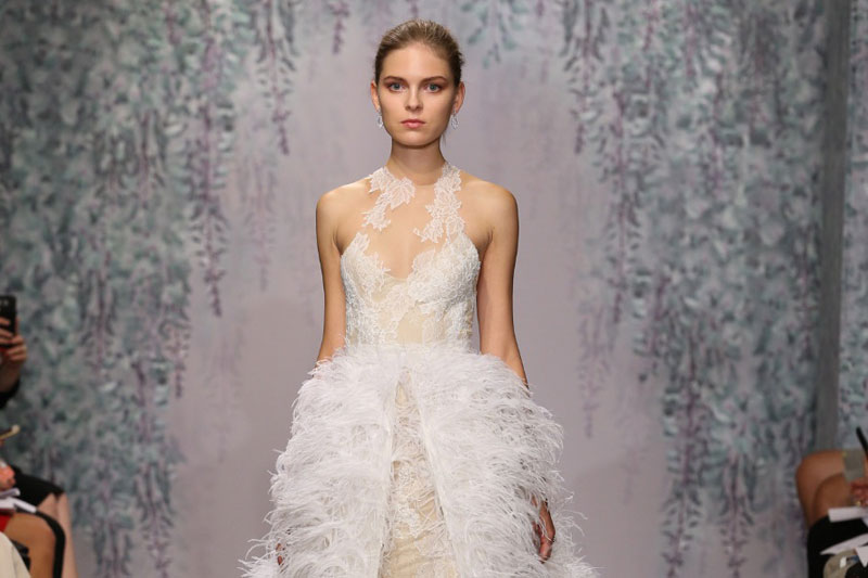 Image for Our top trends from NY Bridal Week