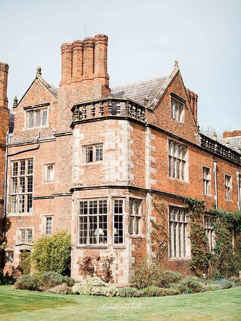 Dorfold Hall Weddings
