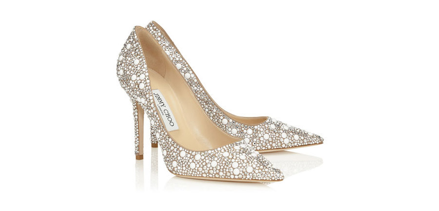 9fc960117b3 Super stylish wedding shoes for a fashionista bride  Helen Eriksen ...