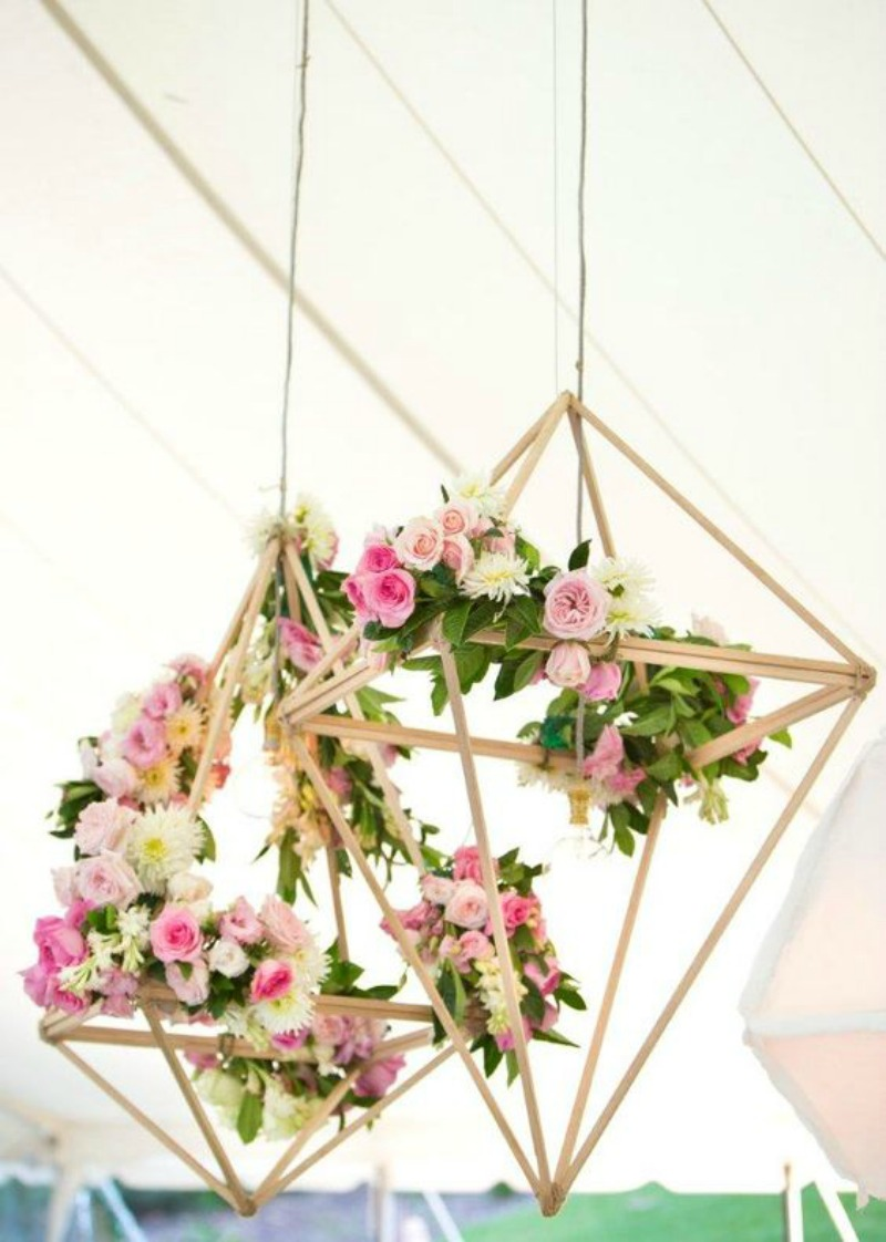 Suspended Florals