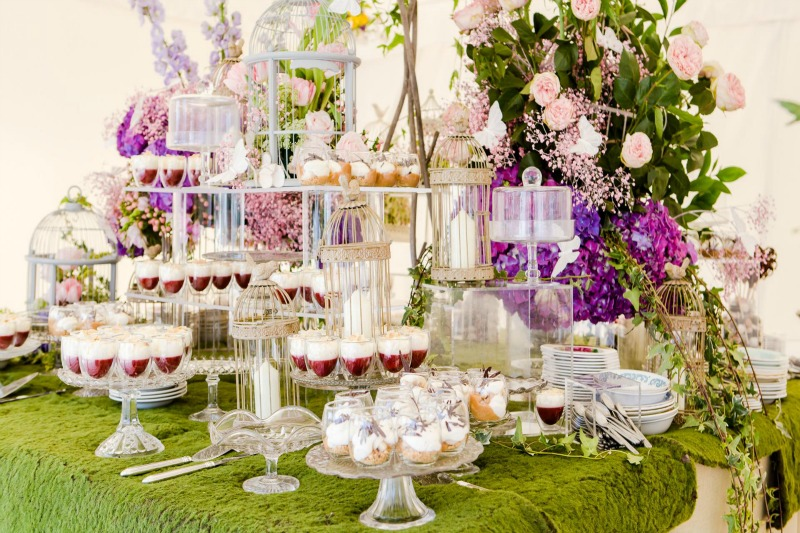 Image for Alternatives to the traditional wedding breakfast