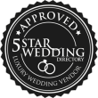 5 star weddings approved